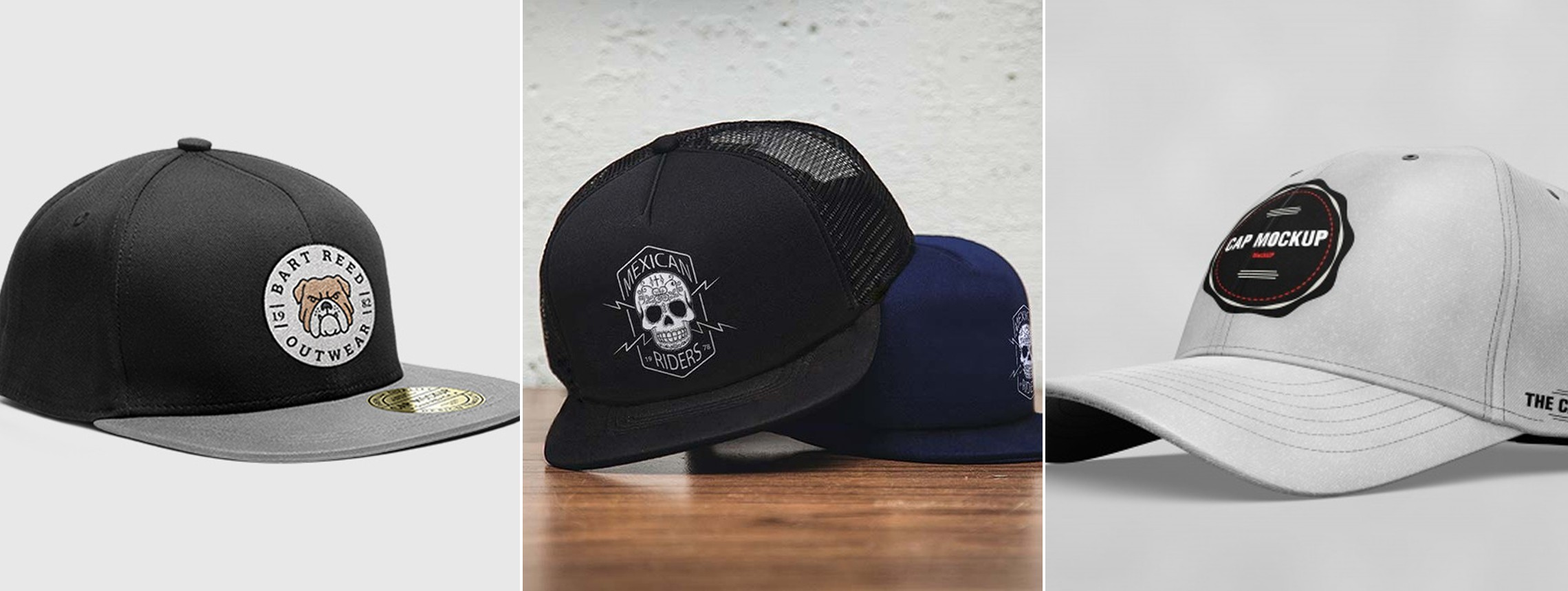 22 Snappy Hat Mockups to Cap Off Your Design