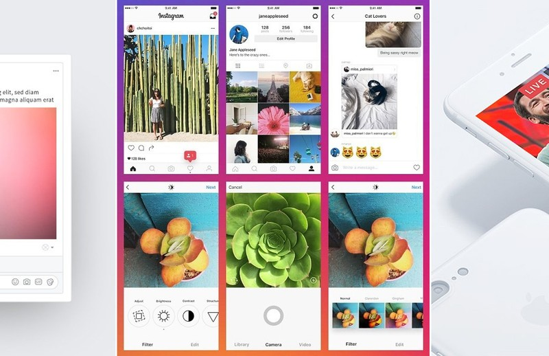 12 Social Media Mockups to Show off Your Posts in Style