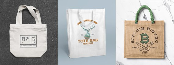 27 Tote Bag Mockups to Carry the Day