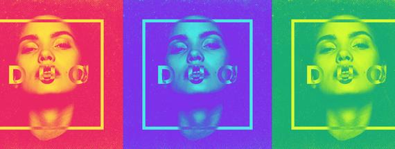 Create a Trendy Duotone Portrait Effect in Photoshop