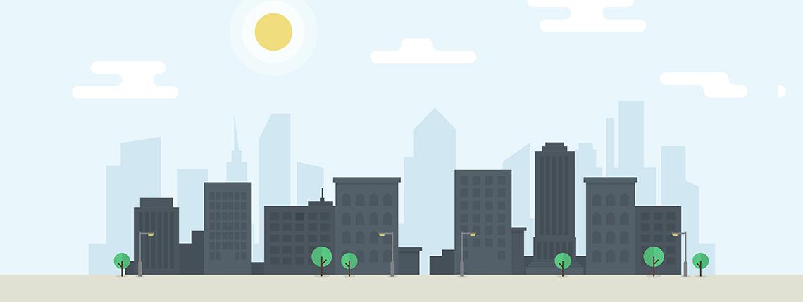 Create a Vector Cityscape Scene in Adobe Illustrator