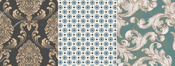 22 Victorian Vector Patterns: Floral and Fabulous