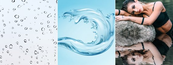 16 Water Effect Photoshop Tutorials, Brushes, and More