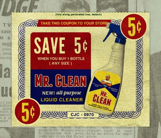 Create Vintage Coupon in Photoshop