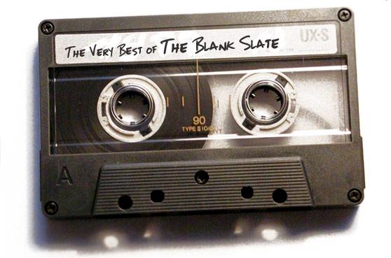 Very Best of The Blank Slate
