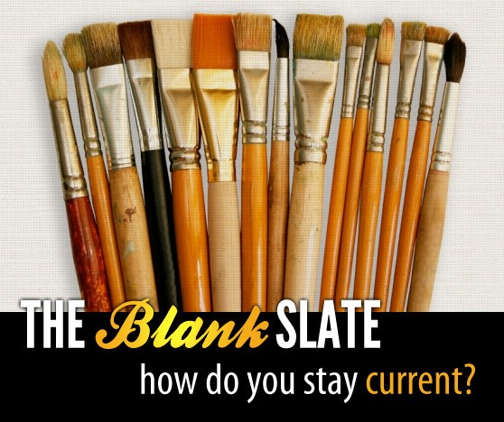 The Blank Slate: Designing for a Niche Market
