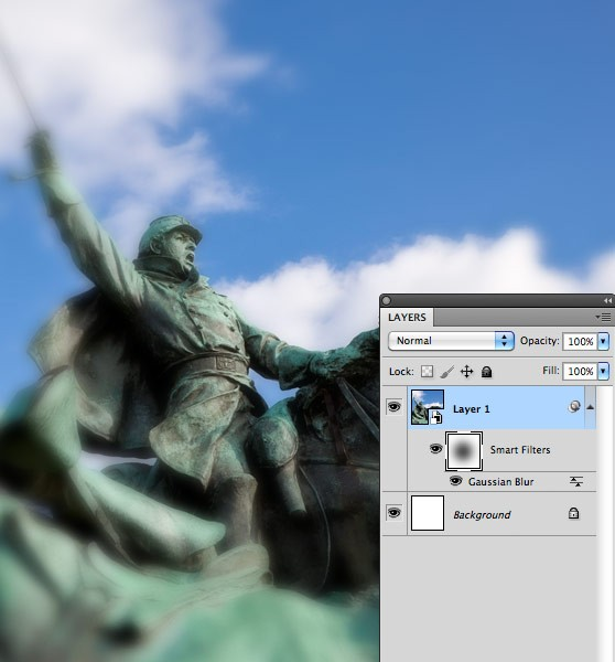 Photoshop Quick Tip: Using Smart Objects and Smart Filters