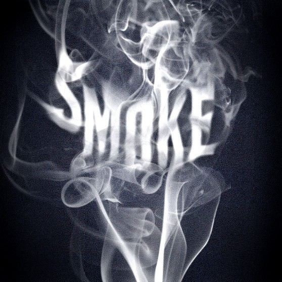 Create an Easy Smoke Type Effect Using the Smudge Tool