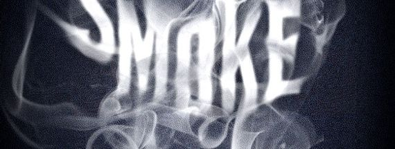 Create an Easy Smoke Type Effect Using the Smudge Tool - WeGraphics