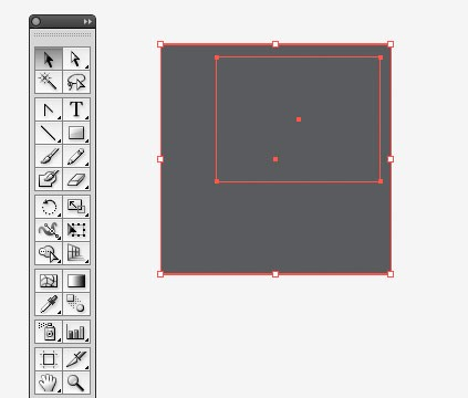 Illustrator Quick Tip: Selecting Behind a Shape