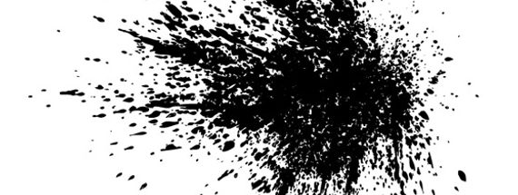 Illustrator Quick Tip: Working With Grunge Splatters as