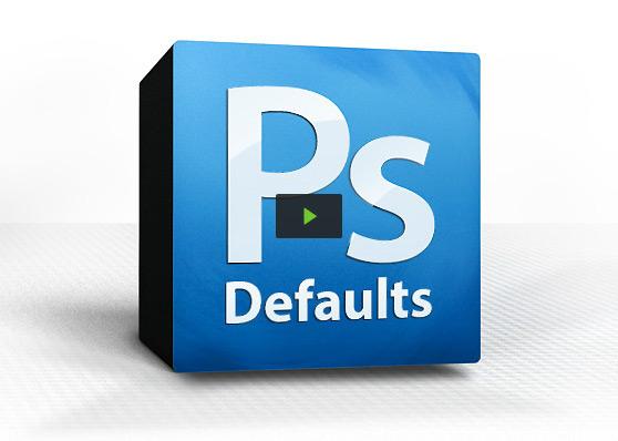 PsDefaults: Better Presets for Adobe Photoshop
