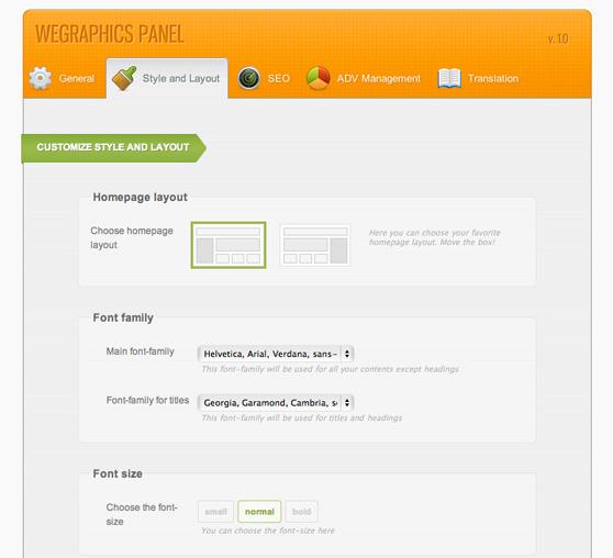 Premium Wordpress themes launch!