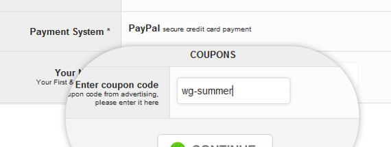 WeGraphics Summer Party: great discount for premium subscriptions and new affiliate program