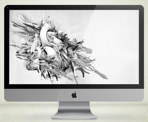 Wallpaper of the Week #20 by Justin Maller