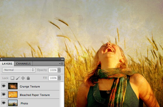 Photoshop Quick Tip: Enhancing Your Portraits with Textures