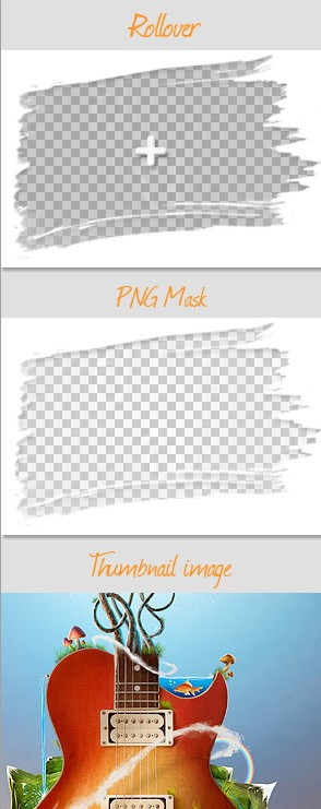 PNG Masking: How to Dynamically Shape Any Image on Your Website
