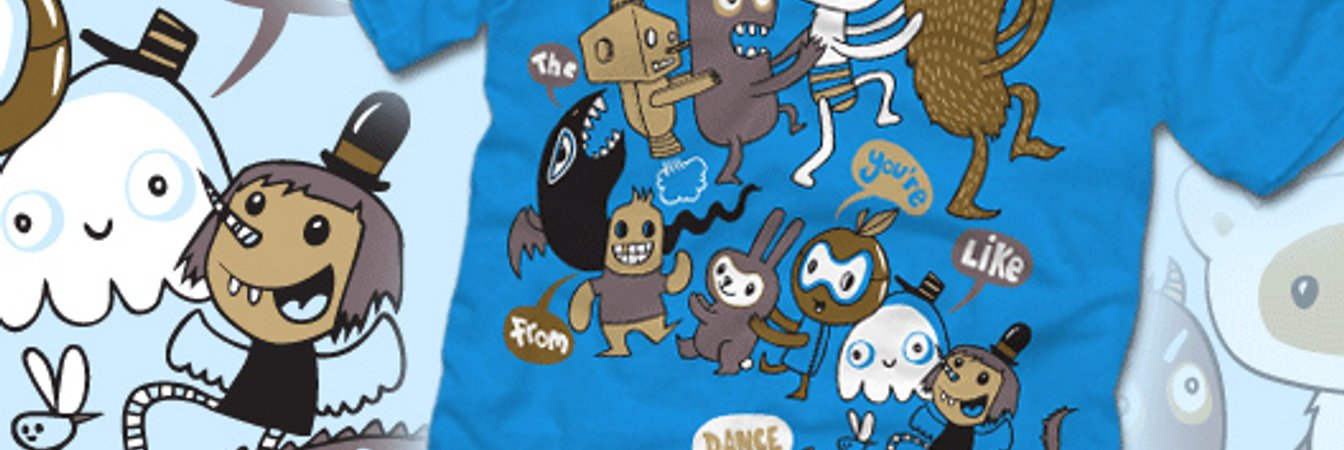 20 unique T-shirt designs for your inspiration