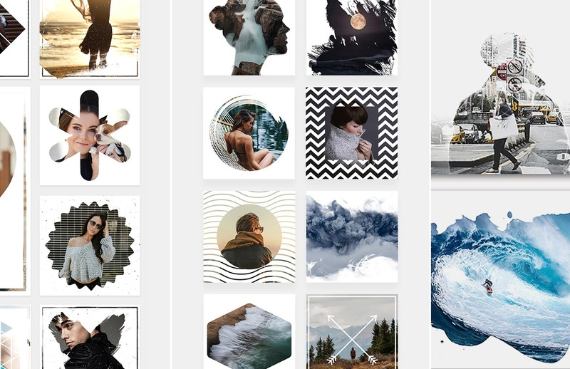 21 Gorgeous Instagram Photo Masks for Stunning Insta Posts
