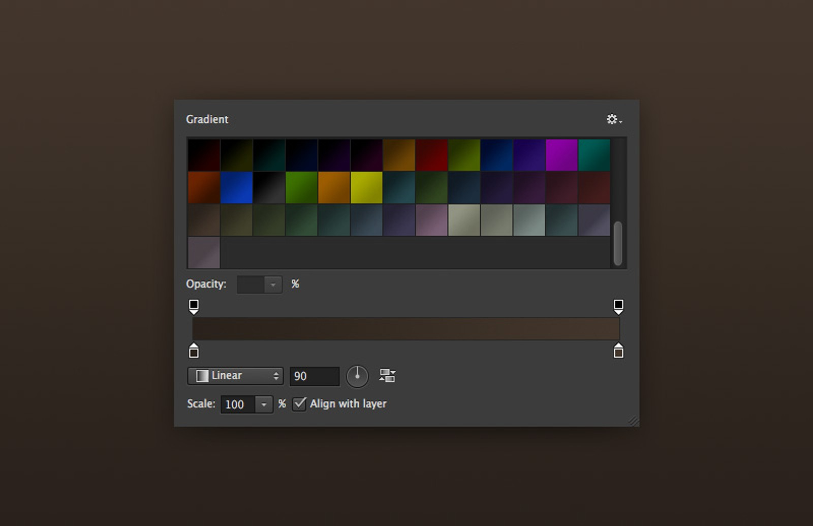 40  Dark  Gradients  Preview 1
