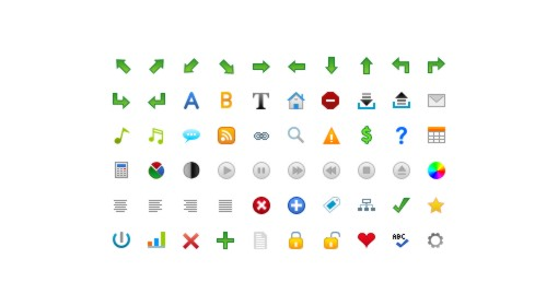 60 Mini Icons Preview