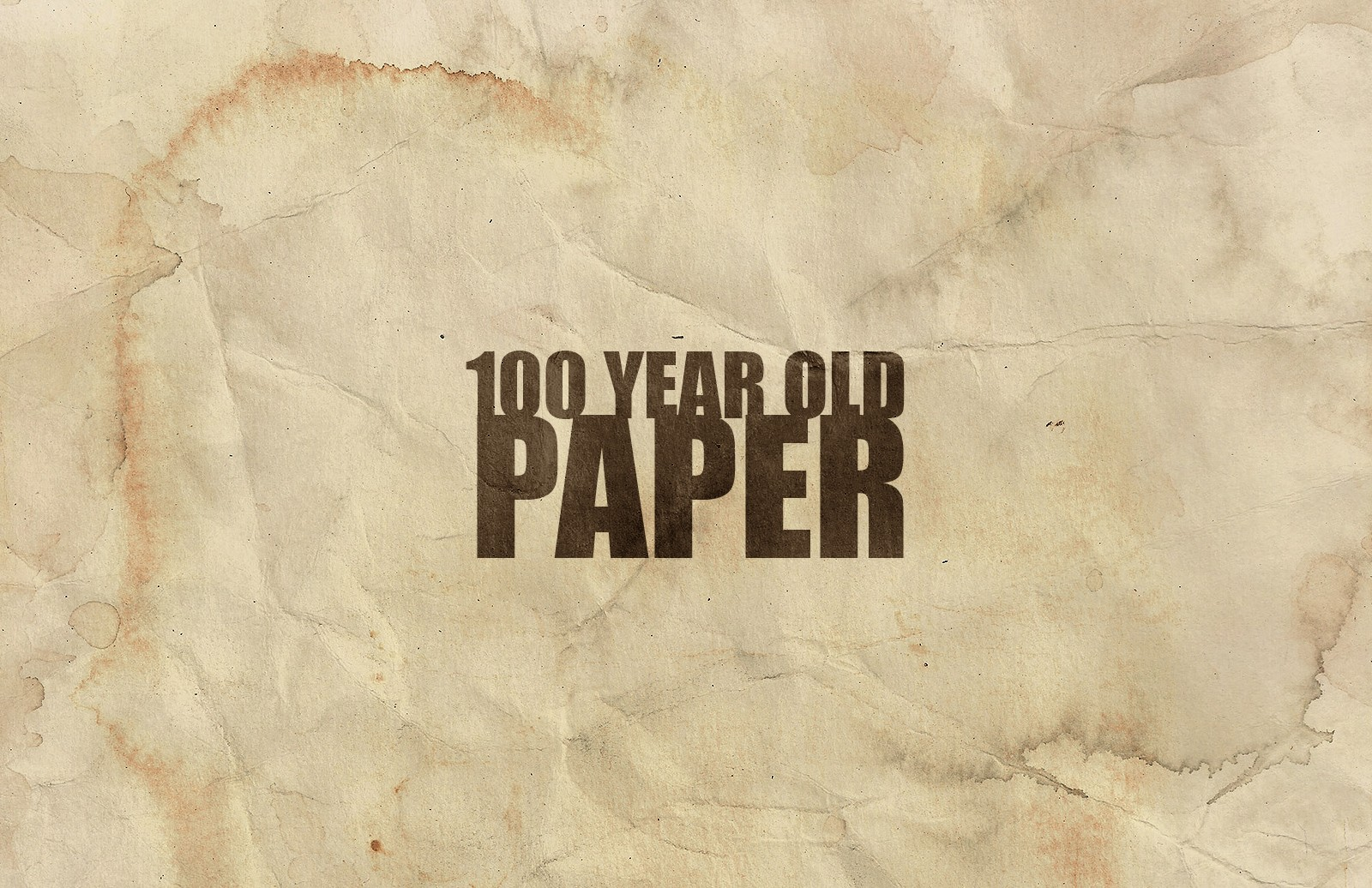 100  Year  Old  Paper  Textures  Preview 1