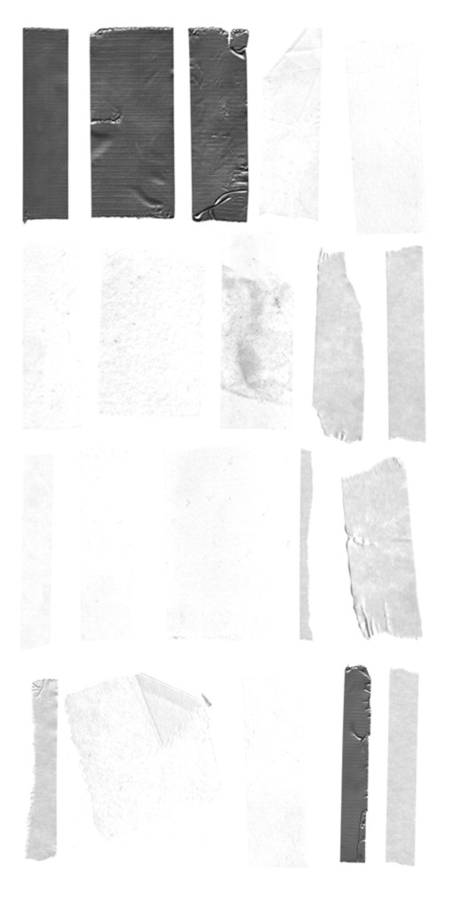 Tape Brushes Preview Image