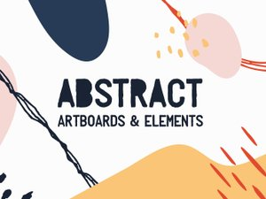 Abstract Artboards and Elements 1