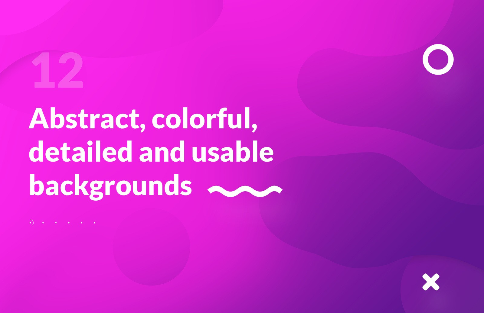 Abstract Colorful Backgrounds Preview 1