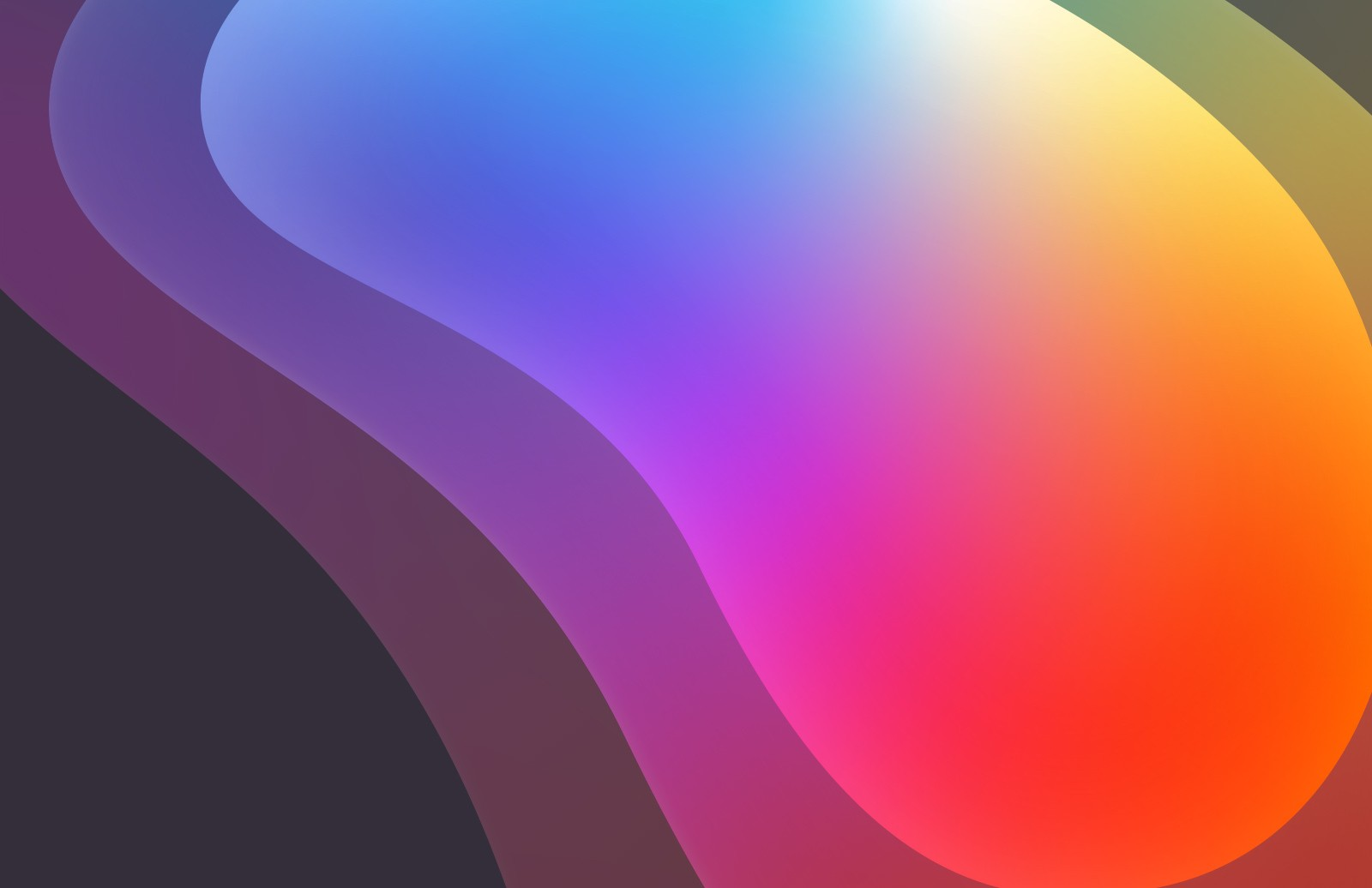 Abstract Fluid Gradient Backgrounds Preview 1
