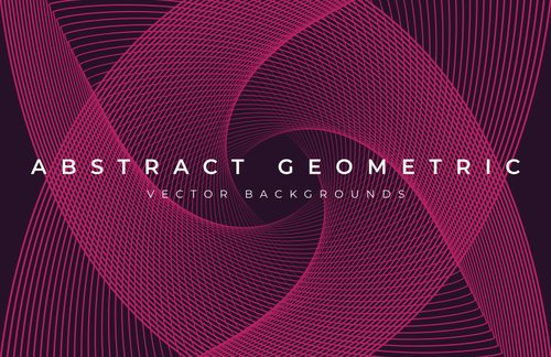 Media Loot Abstract Geometric Background Vectors