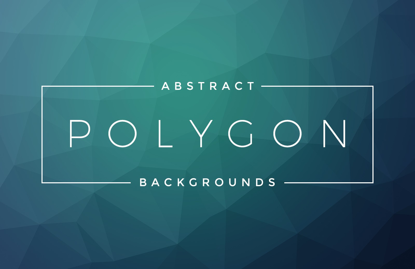 Free Abstract Polygon Backgrounds