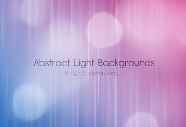 Large Abstract  Light  Backgrounds  Preview1