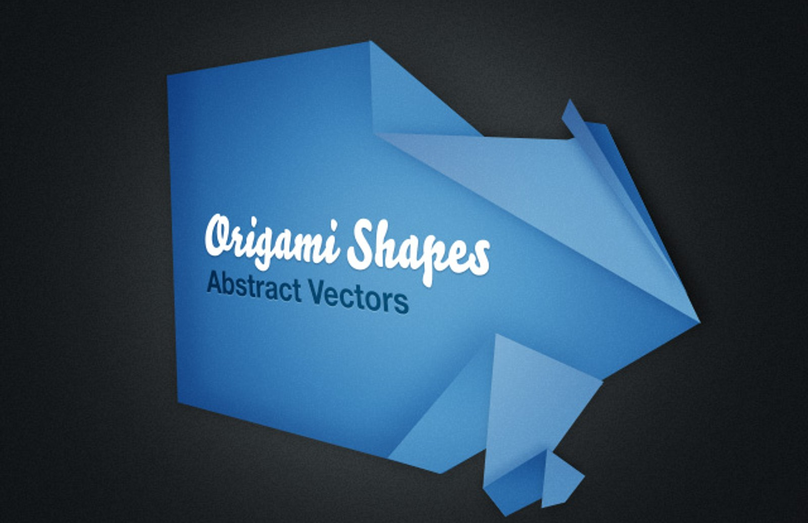 Abstract  Origami  Shapes  Preview1