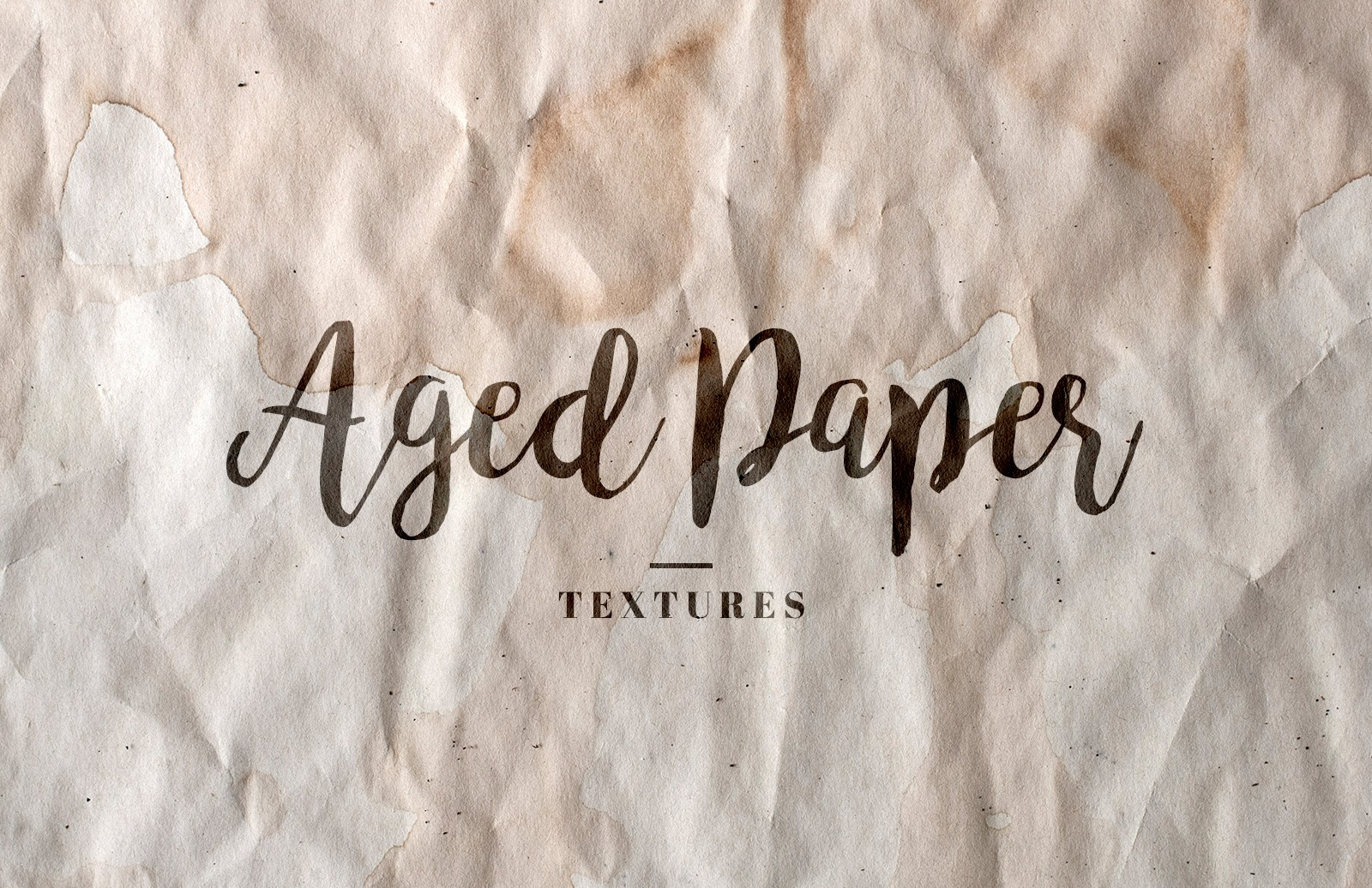 Large Aged  Paper  Textures  Preview 1