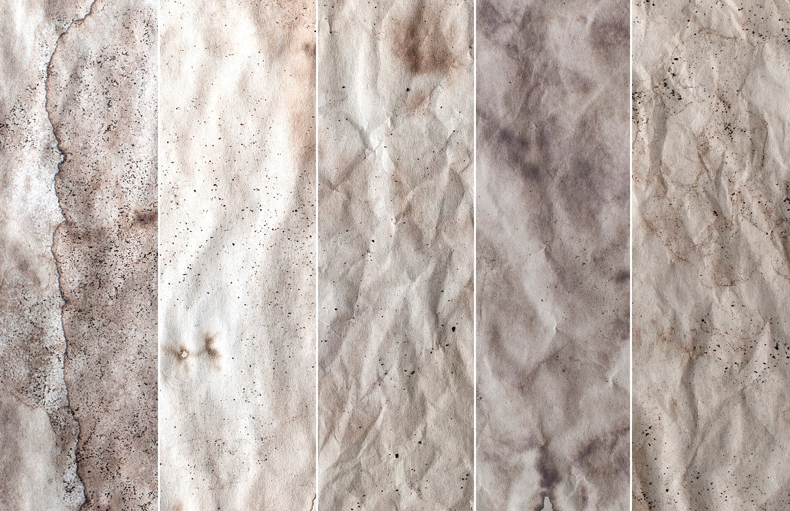 Large Aged  Paper  Textures  Preview 4
