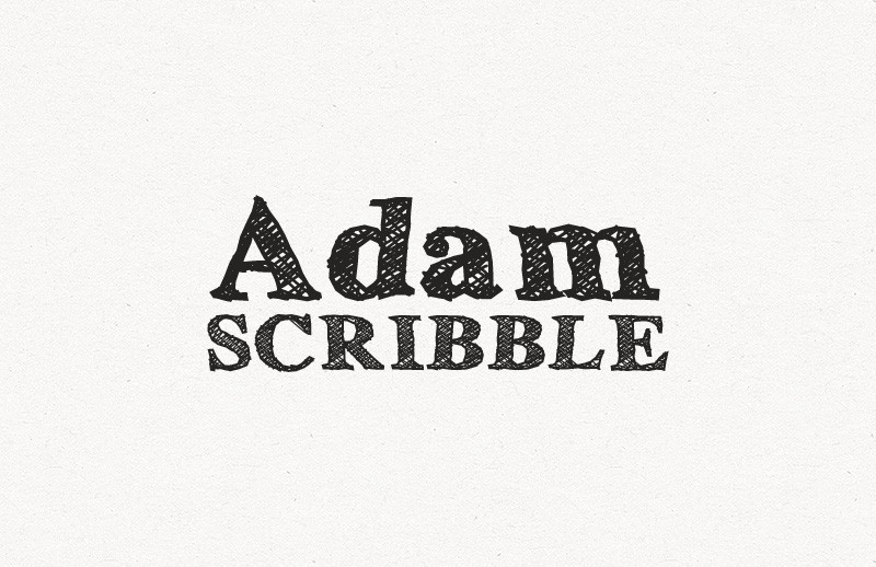 Adam  Scribble  Preview 1