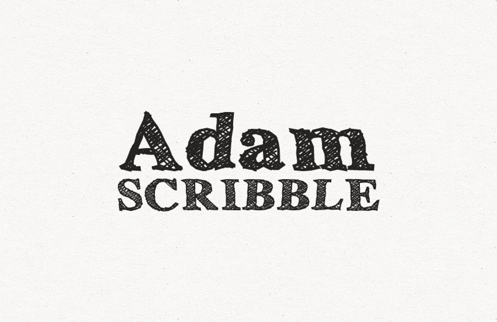Adam  Scribble  Preview 1
