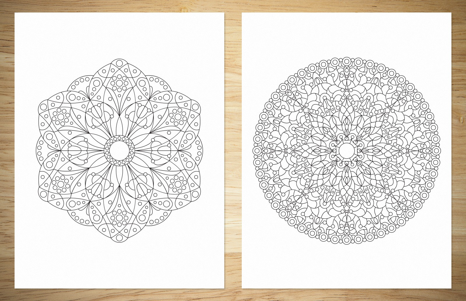 Free Adult Coloring Pages 2