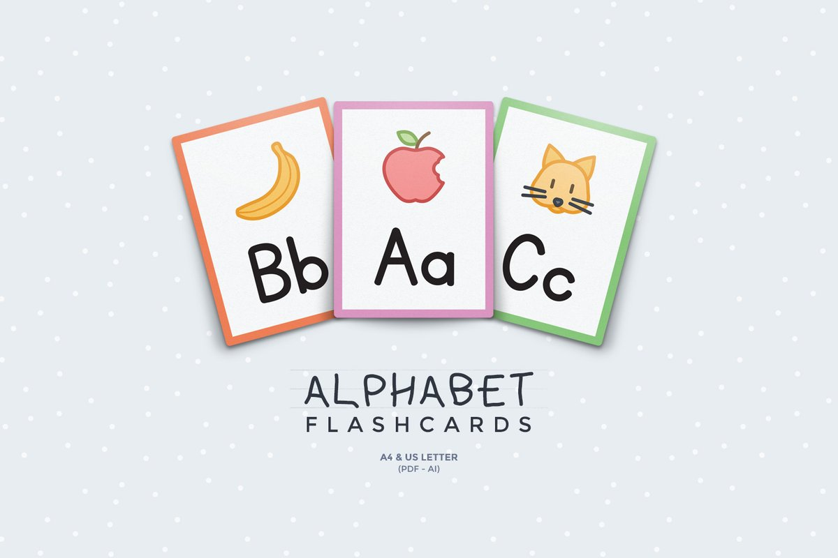 Alphabet Flashcards     Medialoot