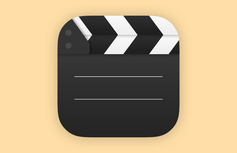 App Icons Pack 3: Movies