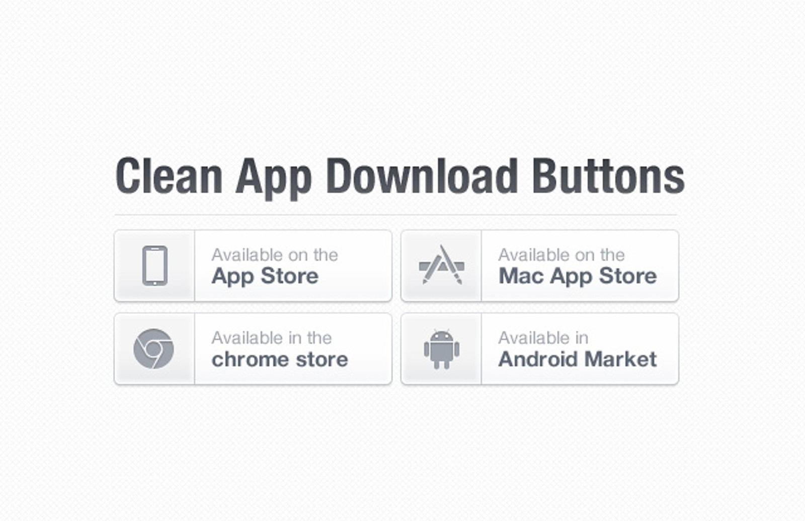 apple store download button
