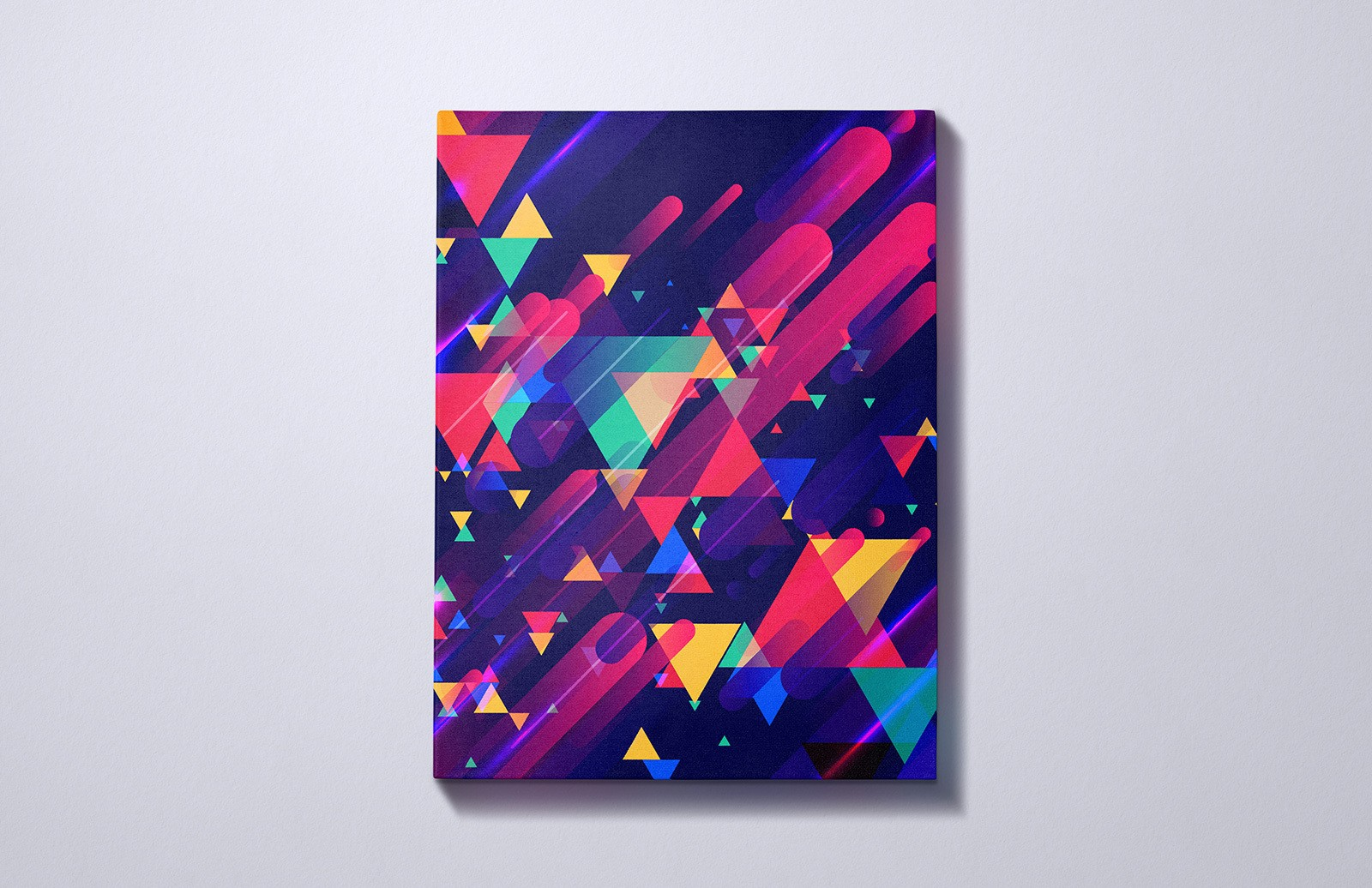 Art Canvas Mockup Preview 1