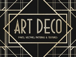 The Art Deco Collection 1
