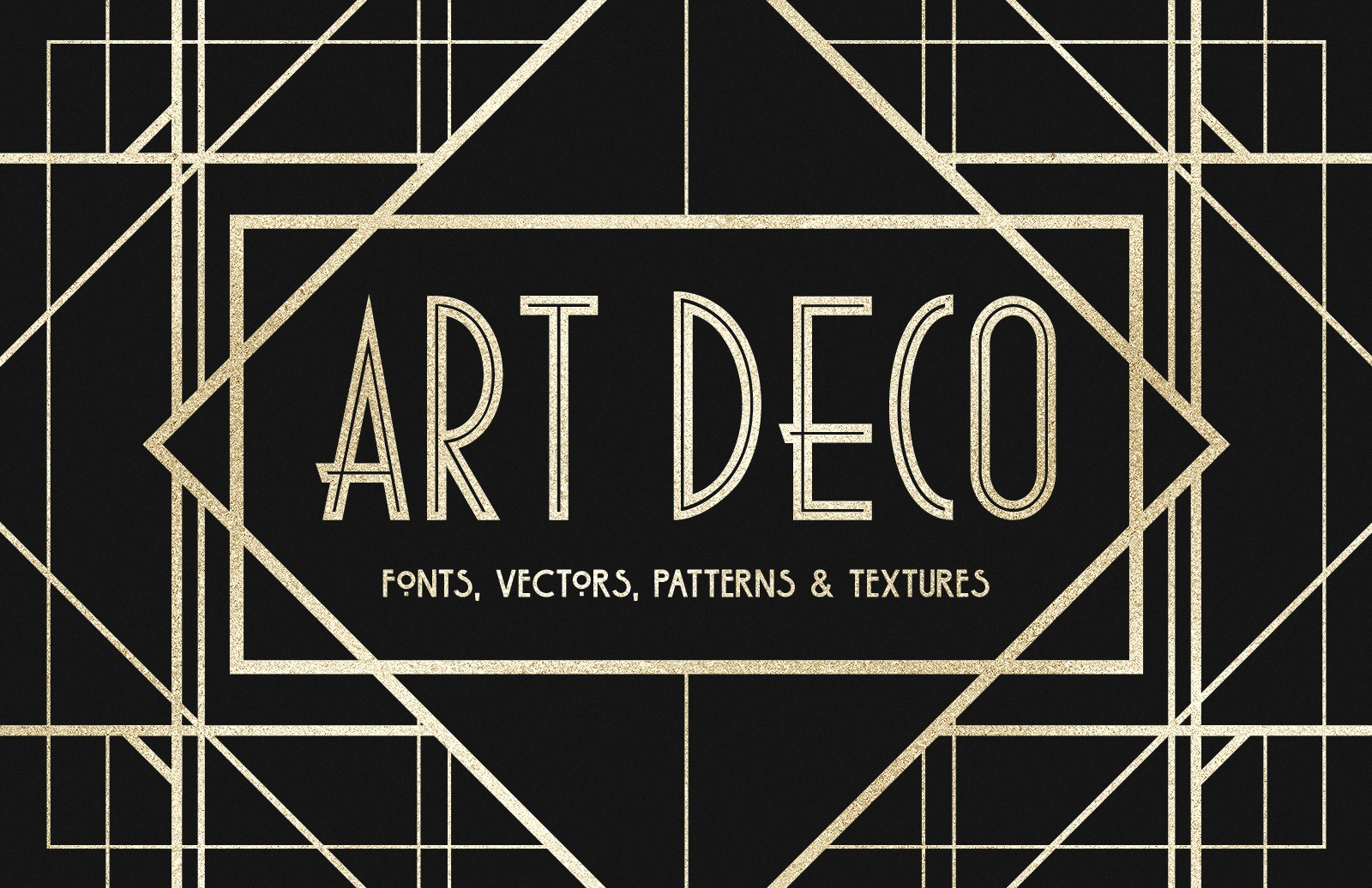The art deco collection medialoot for Design art deco