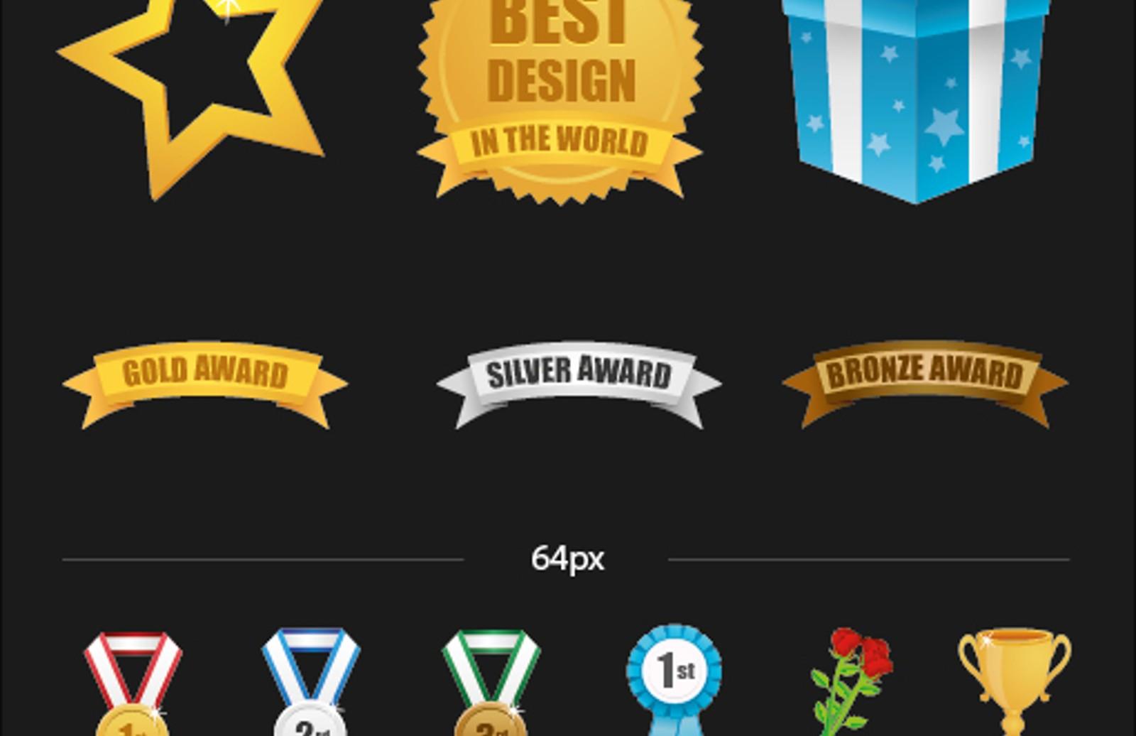 Awards   Badges 01