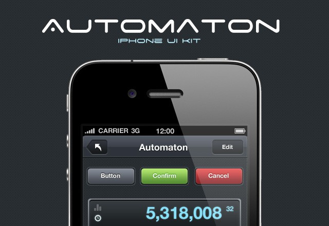 Automaton: iPhone UI Kit