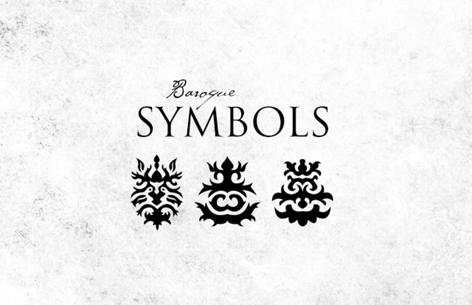 Baroque  Symbols  Preview1