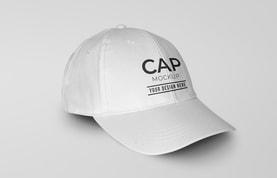 Baseball Sports Cap Mockup