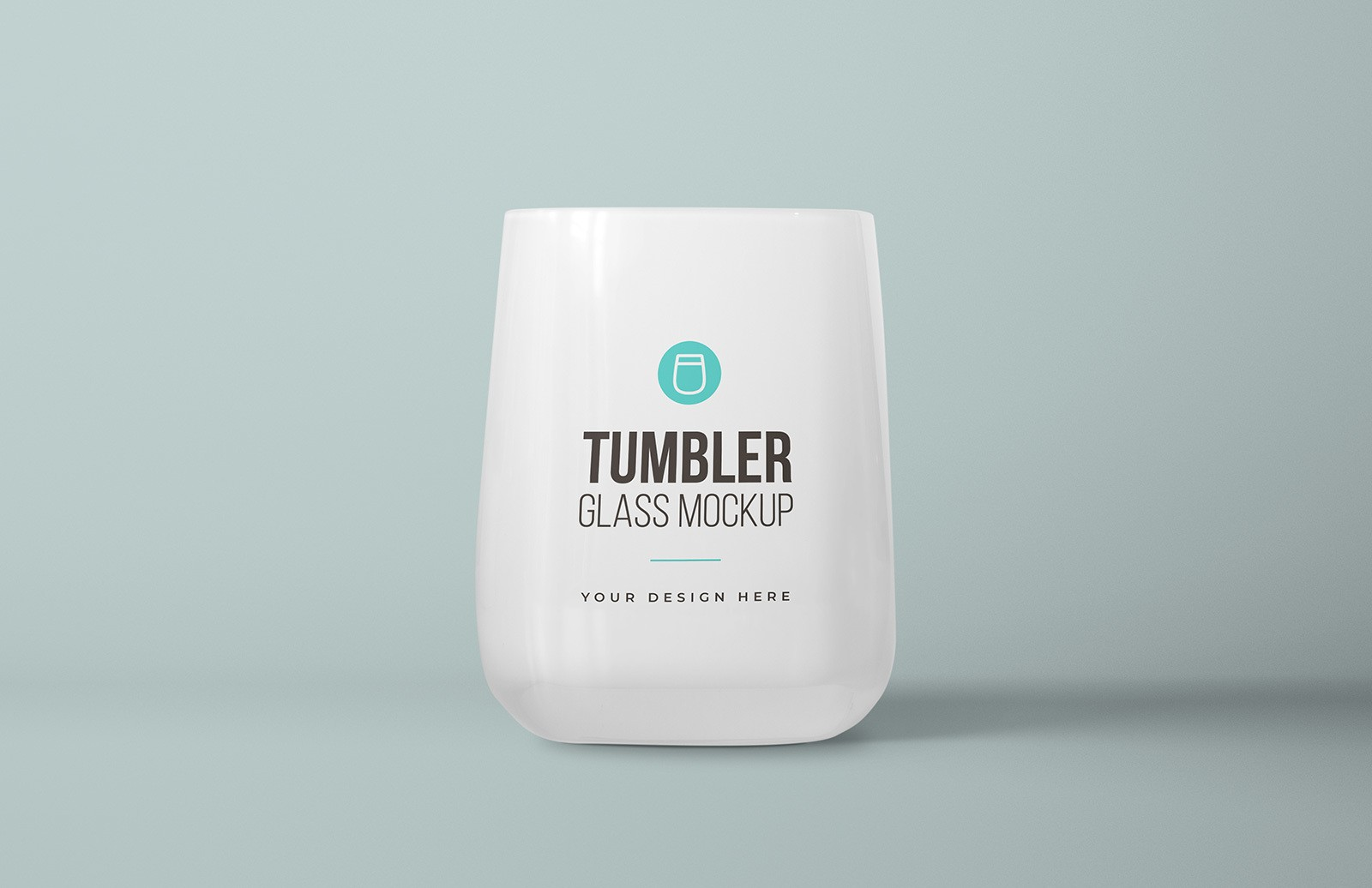 Bathroom Tumbler Glass Mockup Preview 1